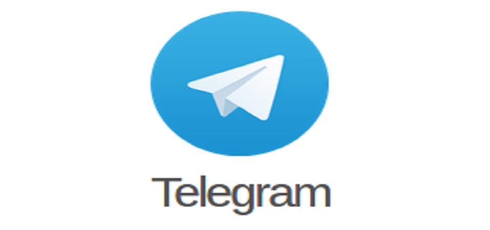 Agora também estamos no Telegram