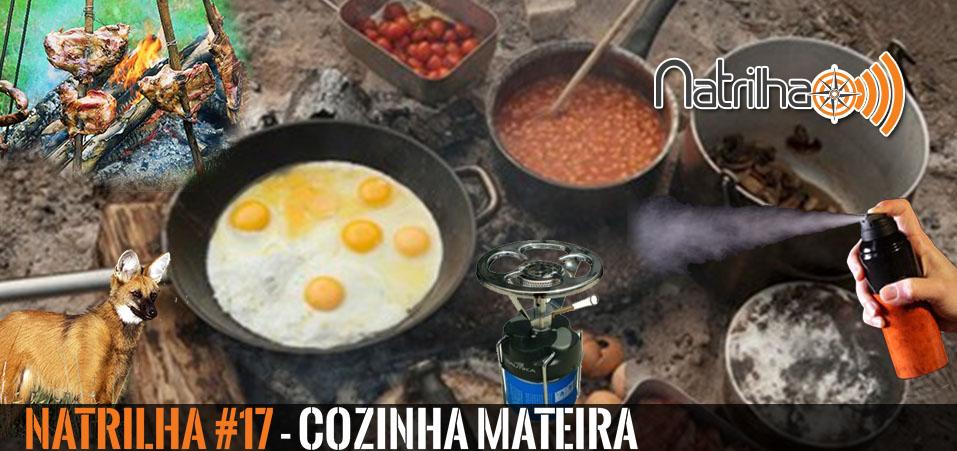 NaTrilha #17- Cozinha Outdoor