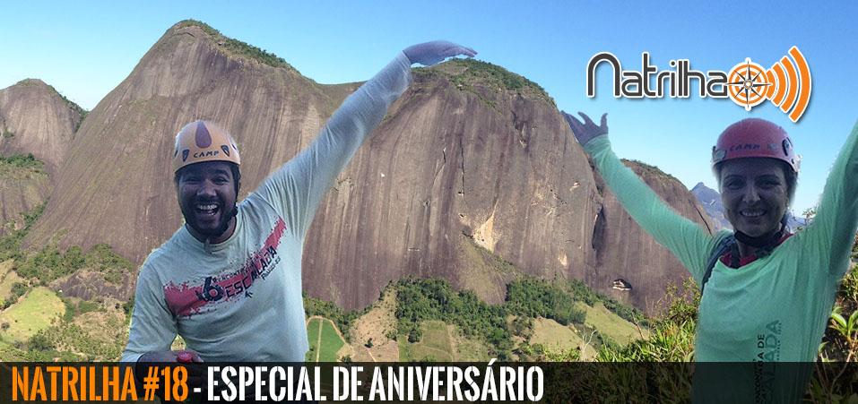 Especial de comemoração de aniversário do Natrilha