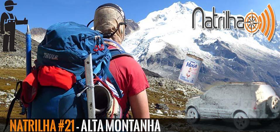 NaTrilha #21 – Alta Montanha