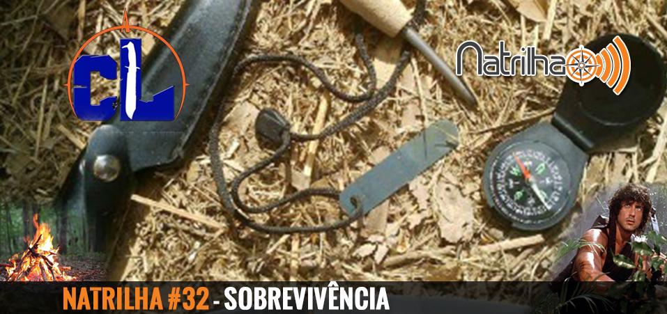 NaTrilha #32 – Sobrevivência