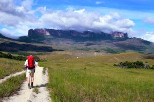 Trail Monte Roraima