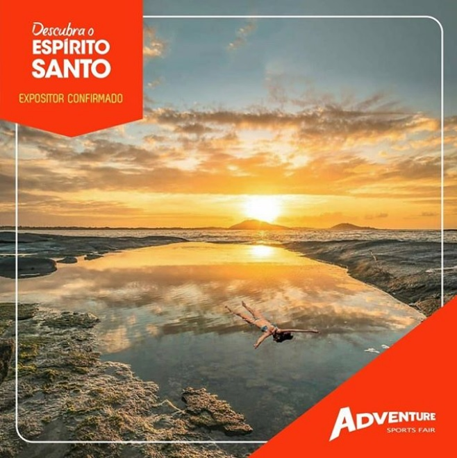 Participação do Espírito Santo na Adventure Sports Fair 2018