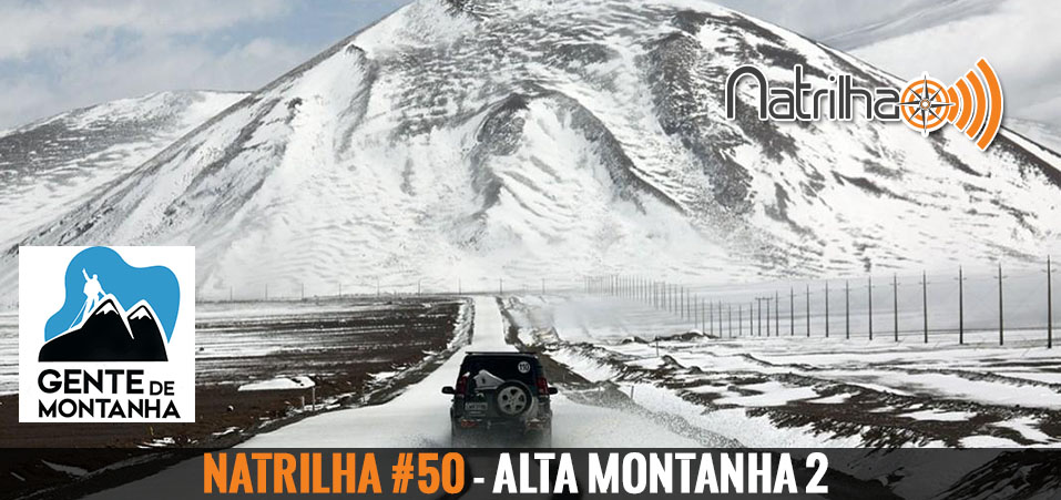 50 – Alta Montanha 2: Bate papo com Pedro Hauck