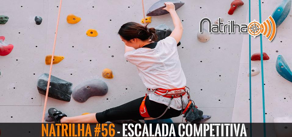 #56 | Escalada de Competição nas Olimpíadas