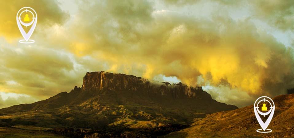 Turismo 10 – Suba o Monte Roraima